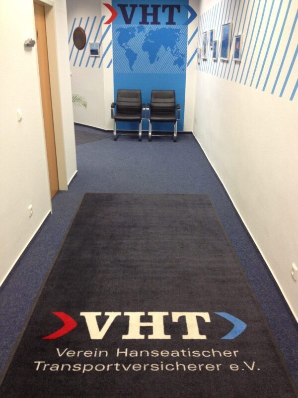 VHT-Logomatte